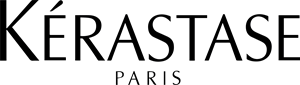 The logo for kerastste brand