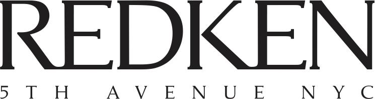 The logo for Redken brand