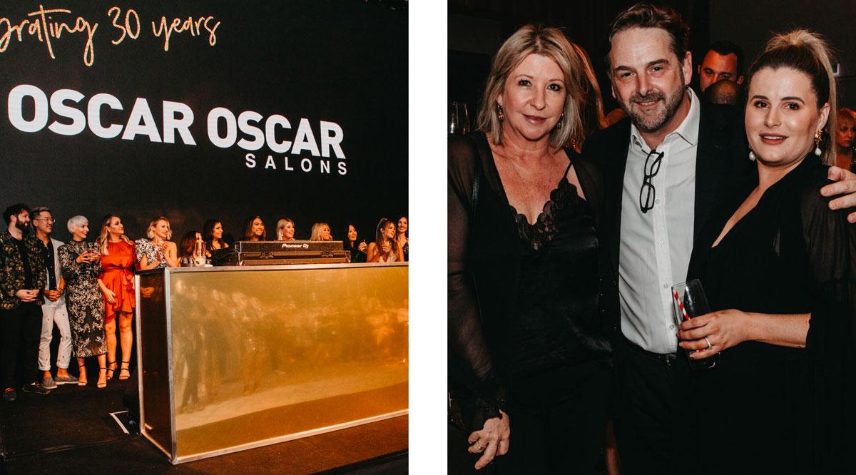 Oscar Oscar 30th Party