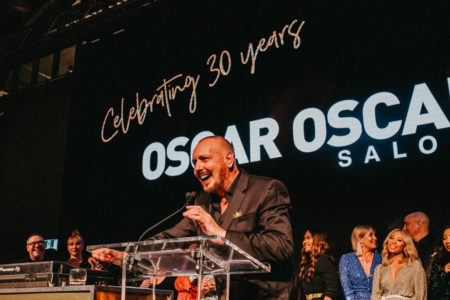 30th Celebrations - Oscars speech