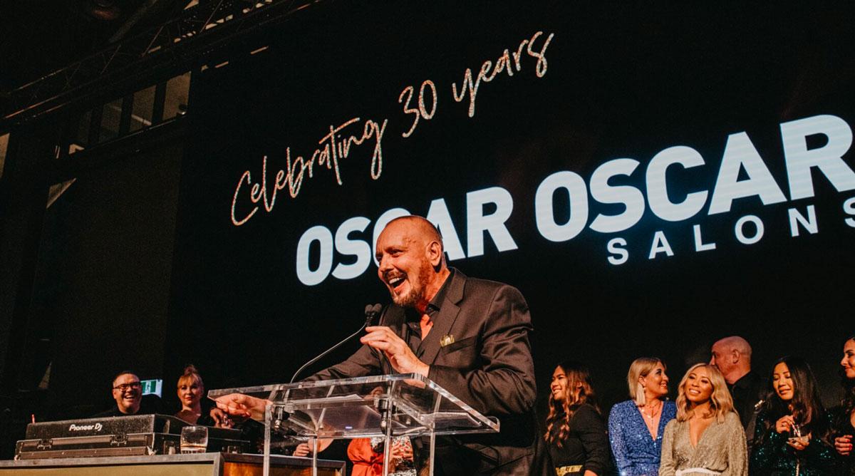 30th Celebrations - Oscars speech