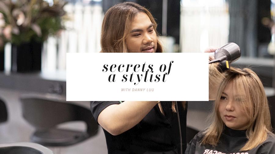Secrets of a stylist