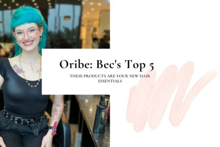 Bec's Top 5 Oribe Product Essentials
