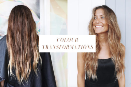Colour Transformations - New Year New You