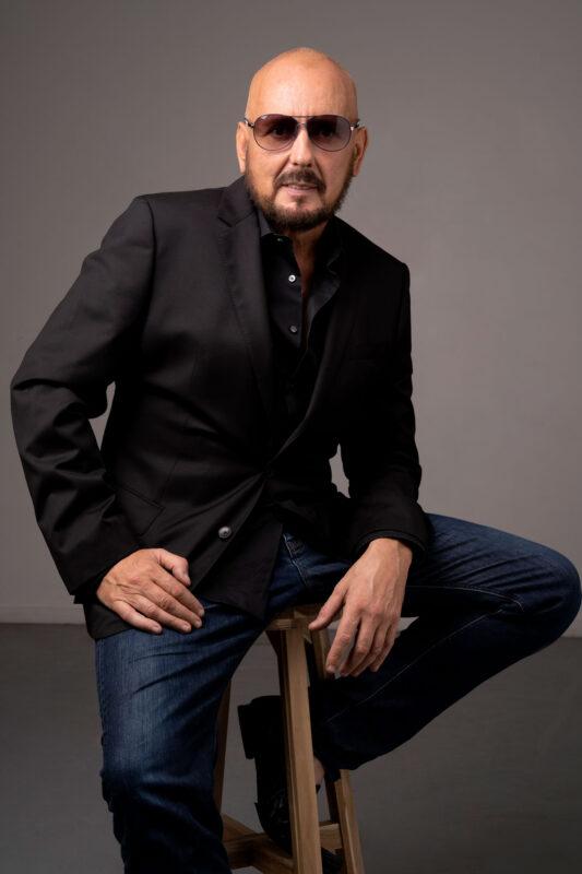 Oscar Cullinan Owner and Director of Oscar Oscar Salons