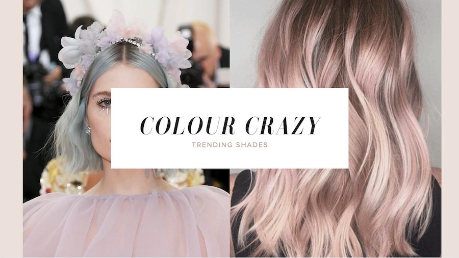 Colour crazy
