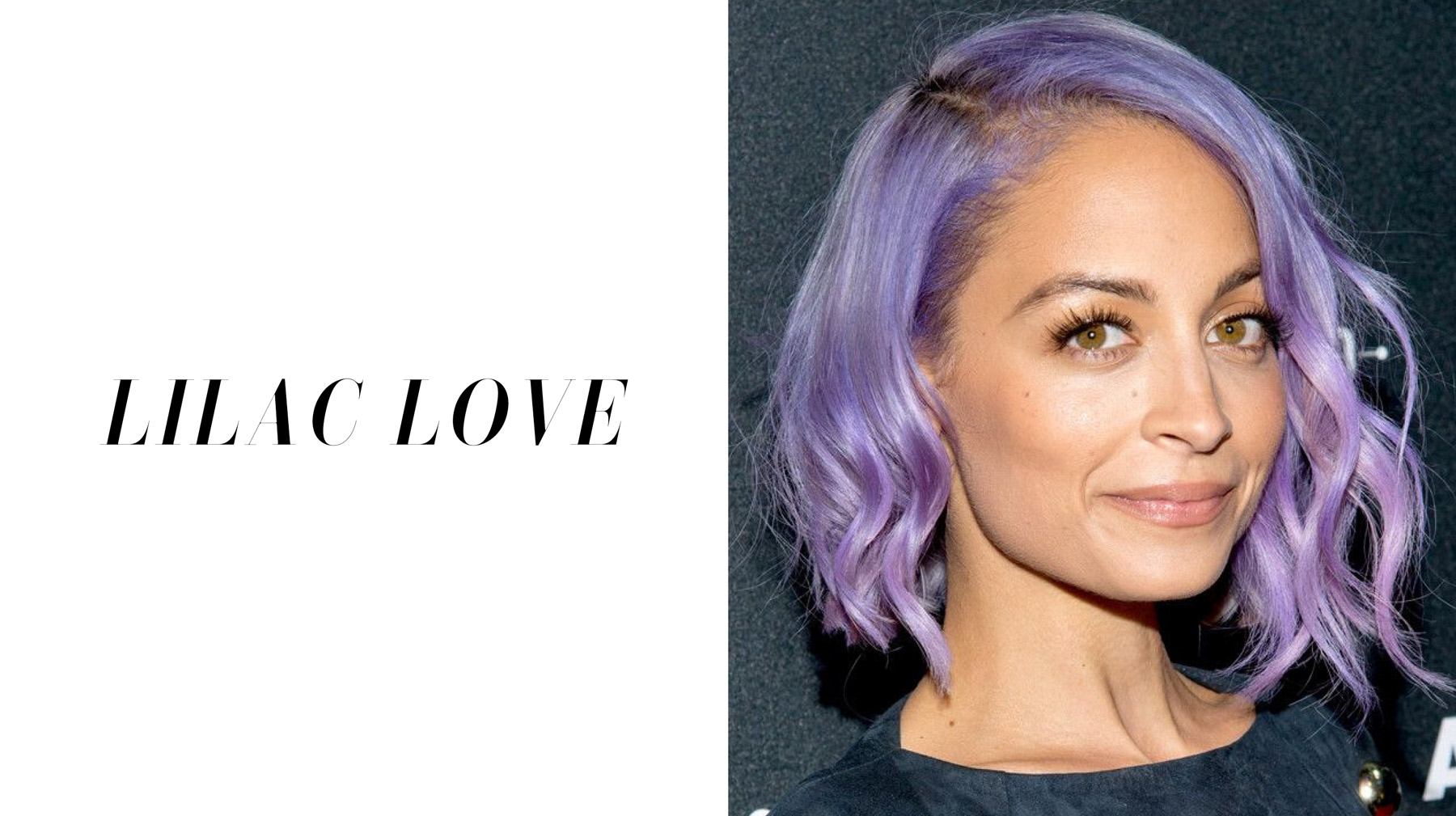 Lilac Love! Book with Oscar Oscar Salons to change up your colour!