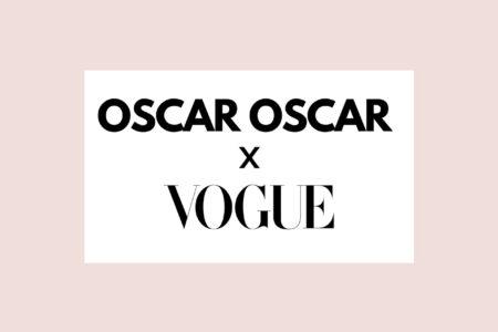Oscar Oscar for Vogue Australia
