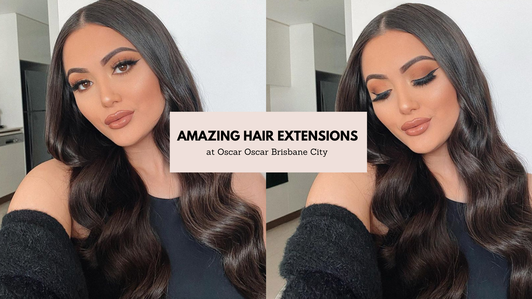 Jessyka with Amazing Hair Extensions