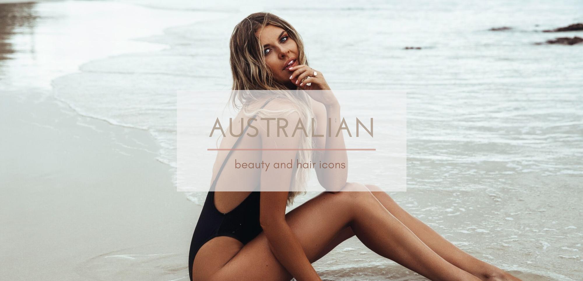 Australian Beauty and Hair Icons