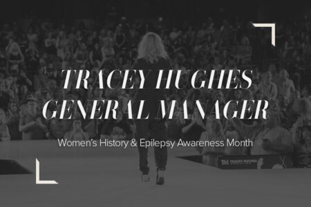 Tracey Hughes Public Speaking