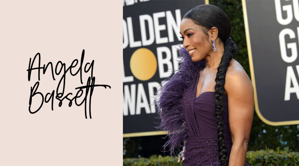 Angela Bassett Golden Globes