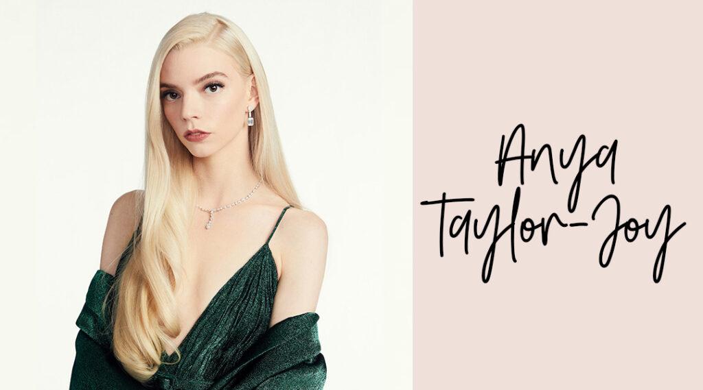Anya Taylor-Joy Golden Globes