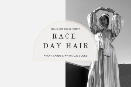 race day hair cover image