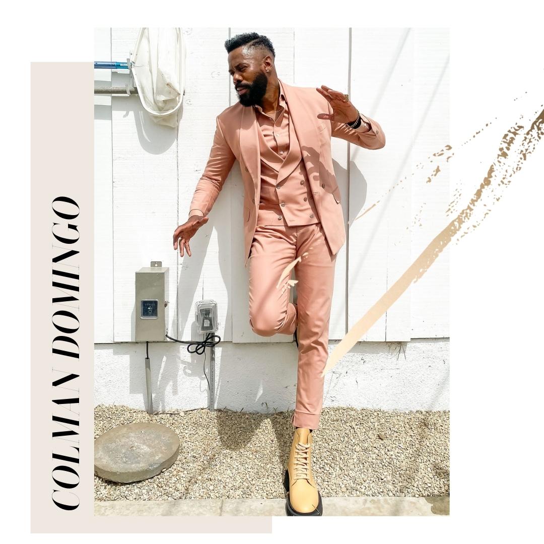 colman suit