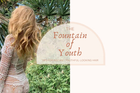 healthy young hair