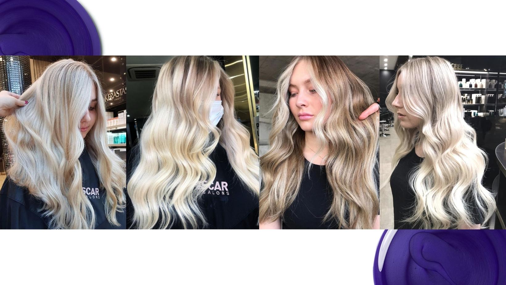 blonde hair girls